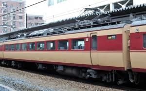 特急北近畿 中間電動車 モハ183